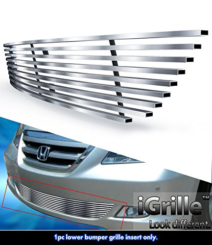 Price comparison product image eGrille Stainless Steel Billet Grille Grill Fits 05-07 Honda Odessey