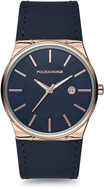 Polo Exchange PX0041-07 - Reloj de Pulsera para Hombre: Amazon.es ...