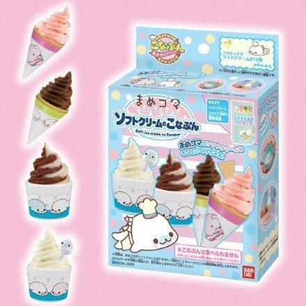 The N Nap of this soft cream of this Mamegoma N Nap (japan import)