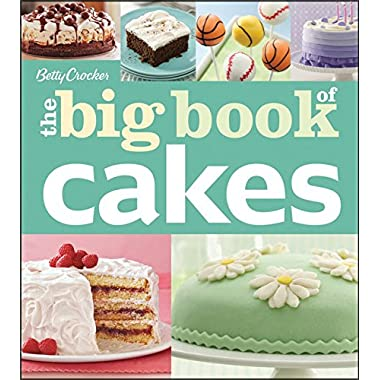 Betty Crocker's The Big Book of Cakes (Betty Crocker Big Book)