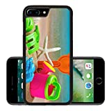 Liili Premium Apple iPhone 7 Plus Aluminum Backplate Bumper Snap Case iPhone7 Plus toys for childrens sandboxes against the sea and the beach 28412835