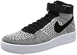 Nike Af1 Ultra Flyknit Mid Mens Style: 817420-005 Size: 8 M Us