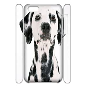 C-Y-F-CASE DIY Cute Dog Pattern Phone Case For iPhone 5C