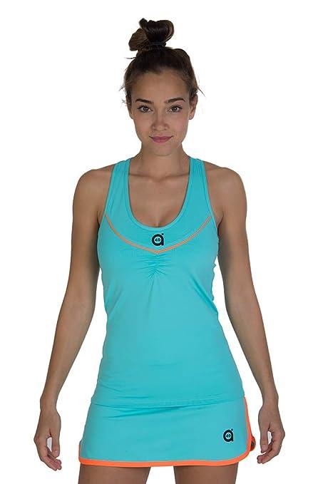 a40grados Sport & Style, Camiseta Cuento, Mujer, Tenis y ...