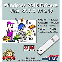 Windows 2018 USB Driver For Windows 10, 8.1, 8, 7, Vista, XP in 32/64 bit For Most PCs/Laptops Acer, Dell, HP, IBM, Gateway, Toshiba, Lenovo, Asus, E-Machines and Much More