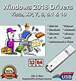 #5: Windows 2018 USB Driver For Windows 10, 8.1, 8, 7, Vista, XP in 32/64 bit For Most PCs/Laptops Acer, Dell, HP, IBM, Gateway, Toshiba, Lenovo, Asus, E-Machines and Much More