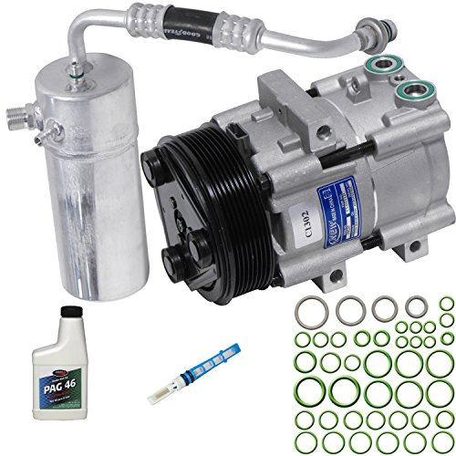 Universal Air Conditioner KT 4157 A/C Compressor and Component Kit
