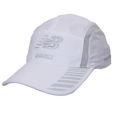 2b973251dd279 Amazon   [ニューバランス] テニス 帽子 NBR41170A ホワイト 日本 F ...