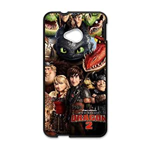 How to Train Your Dragon for HTC One M7 Phone Case H7094