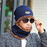 EnjoCho Clearance Sale! 2PCS Unisex Winter Beanie