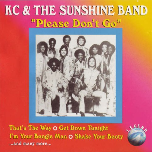 KC & The Sunshine Band - Please Don't Go - Legend - WZ 90031