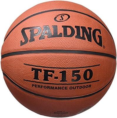 Spalding TF150 - Ballon de baloncesto , color naranja, talla 7 ...