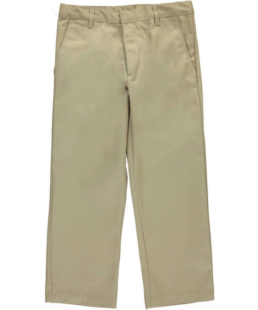Galaxy Big Boys' School Uniform Slim Pants