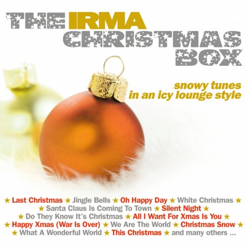 The Irma Christmas Box (Snowy tunes in an icy lounge style)