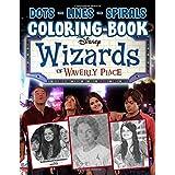 Wizards Of Waverly Place Sticker Activity Book Wizards Of Waverly Place Unnumbered Paperback Modern Publishing Modern Publishing Disney 9780766633087 Amazon Com Books