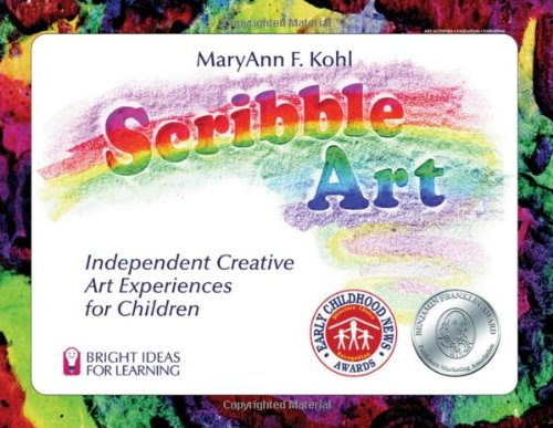Scribble Art: Independent Creative Art Experiences for Children (Bright Ideas for Learning), Books Central
