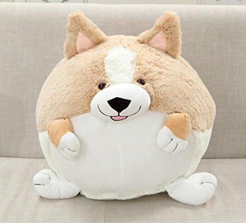 LFHT Corgi Dog Stuffed Animal Plush Soft Doll Toy Pillow, 19.6 Inch (Dog Corgi Doll)