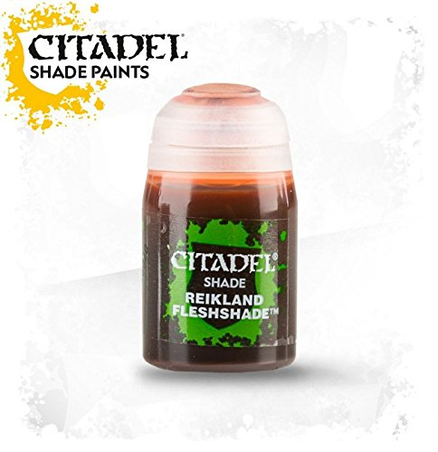 Games Workshop Citadel Shade Reikland Fleshshade (0.8 fl. oz, 24ml)