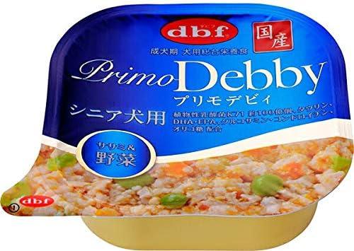 プリモデビィ シニア犬用 ササミ&野菜 95g×24コ