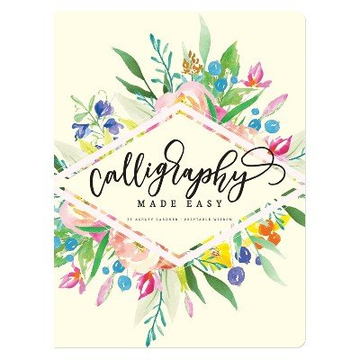 Calligraphy Made Easy Book - Piccadilly Multi-Colored: Toys & Games