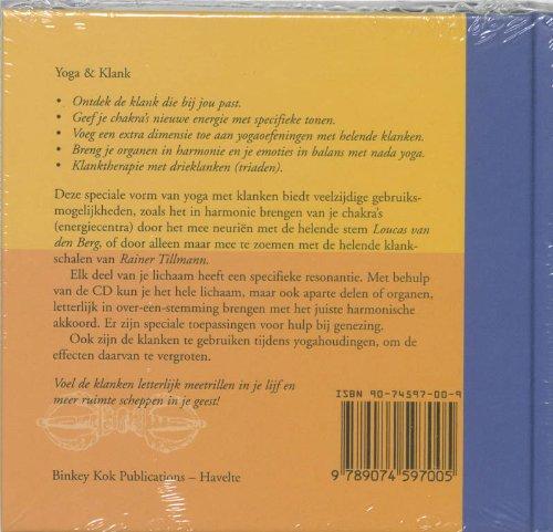 Yoga & Klank: praktiche Nada Yoga, Theorie en Praktijk, met ...