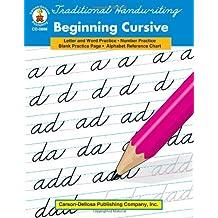 Traditional Handwriting: Beginning Cursive, Grades 1 - 3