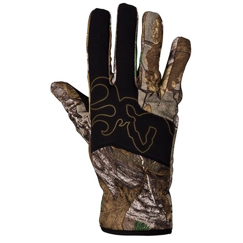 Browning 3075982403 Hell's Canyon Mercury Glove, Realtree Xtra, Large ()