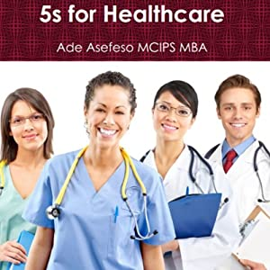 5s for Healthcare Audiobook