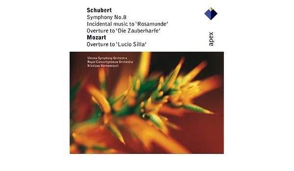Lucio Silla : Overture to Act 1 - I Molto allegro by Nikolaus Harnoncourt on Amazon Music - Amazon.com