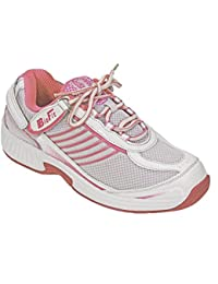 Verve Comfort Wide Orthopedic Diabetic Athletic Shoes for Women