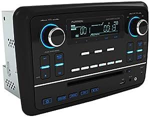 Amazon Com Furrion Dv1100 Wall Mount Bluetooth Rv Stereo