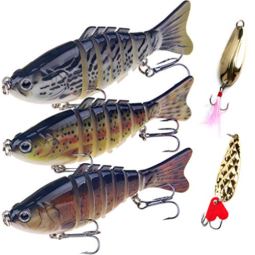 Fishing Lures Bass Lures Set