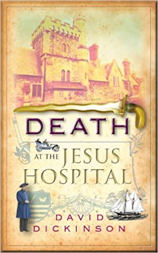 Book Death at the Jesus Hospital (Lord Francis Powerscourt Mystery)