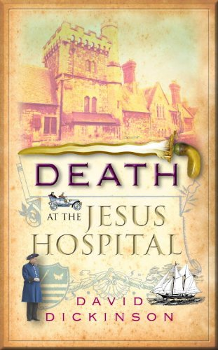 Death Jesus Hospital Powerscourt Investigation product image