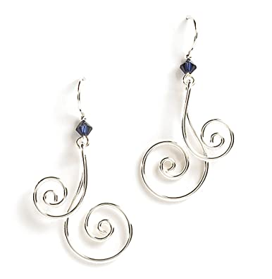 cd96b8438 Image Unavailable. Image not available for. Color: Jody Coyote Earrings ...