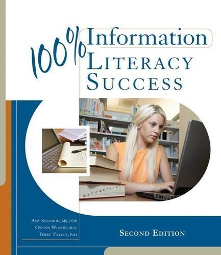 100% Information Literacy Success