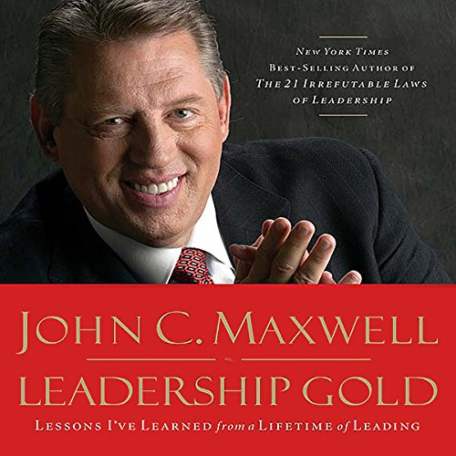 Leadership Gold Audiobook [Free Download by Trial] thumbnail