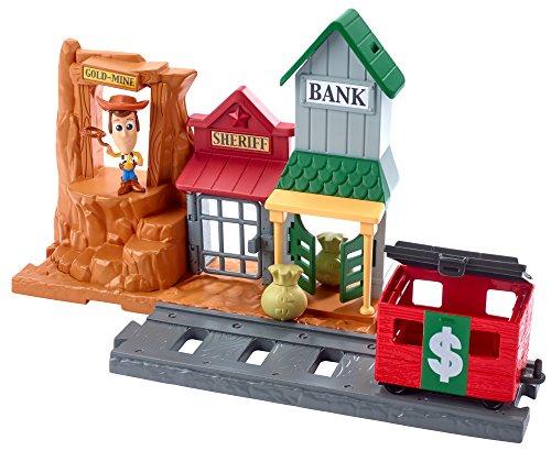 Disney/Pixar Toy Story Western Adventure Mini Figure Playset