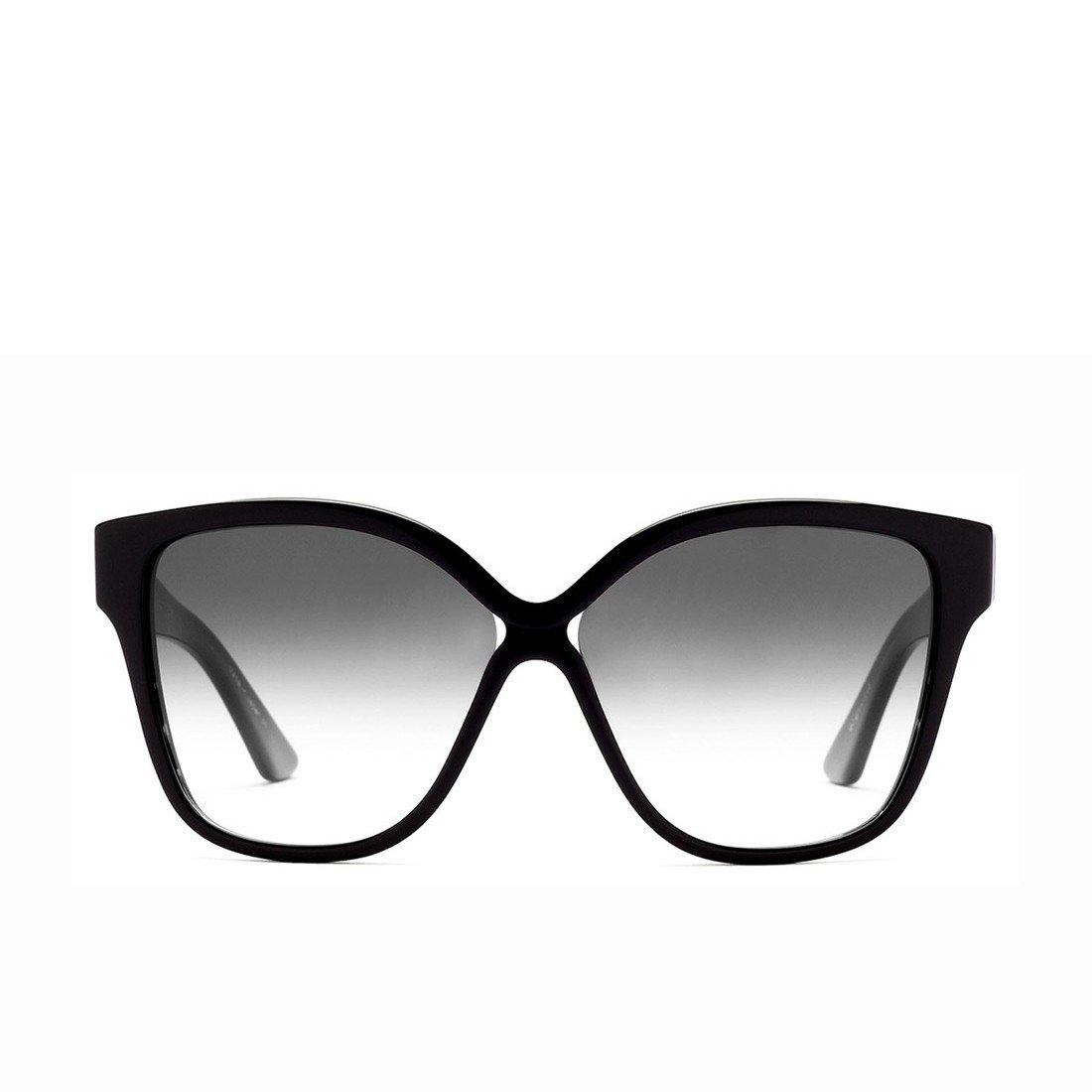 d44ef0fded2 Amazon.com  Dita Paradis 22016-A sunglasses Black gray gradient new   Clothing