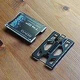 Aluminum GOVO Badge Holder/Wallet_ Durable ID