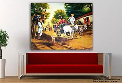 Tamatina Canvas Paintings