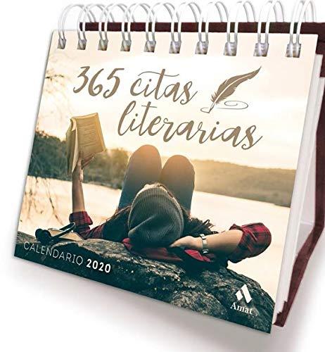 365 Citas Literarias Calendario 2020 9788497354882 Amazon