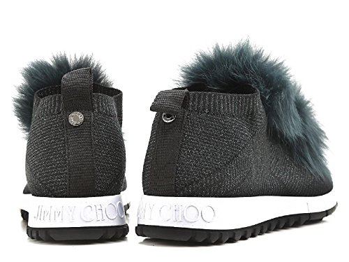 Choo pom Black sneakers with Norway Jimmy pom qwRdzc