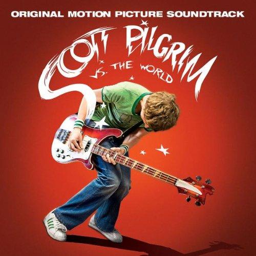 CD : Soundtrack - Scott Pilgrim Vs the World (CD)