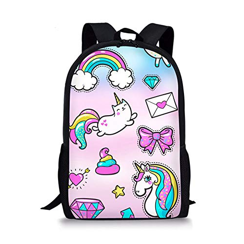 Generic Art School Backpack for Boys and Girls
