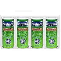 Neutradol - 4 cubos de basura para alfombras