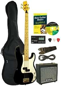 bass guitar starter pack for dummies musical instruments. Black Bedroom Furniture Sets. Home Design Ideas