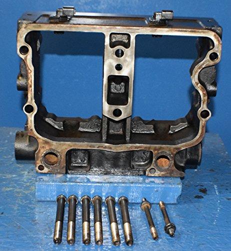 CUMMINS N14 ENGINE ROCKER BOX ROCKER LEVER ARM HOUSING WITH BOLTS 3076221 > 5620