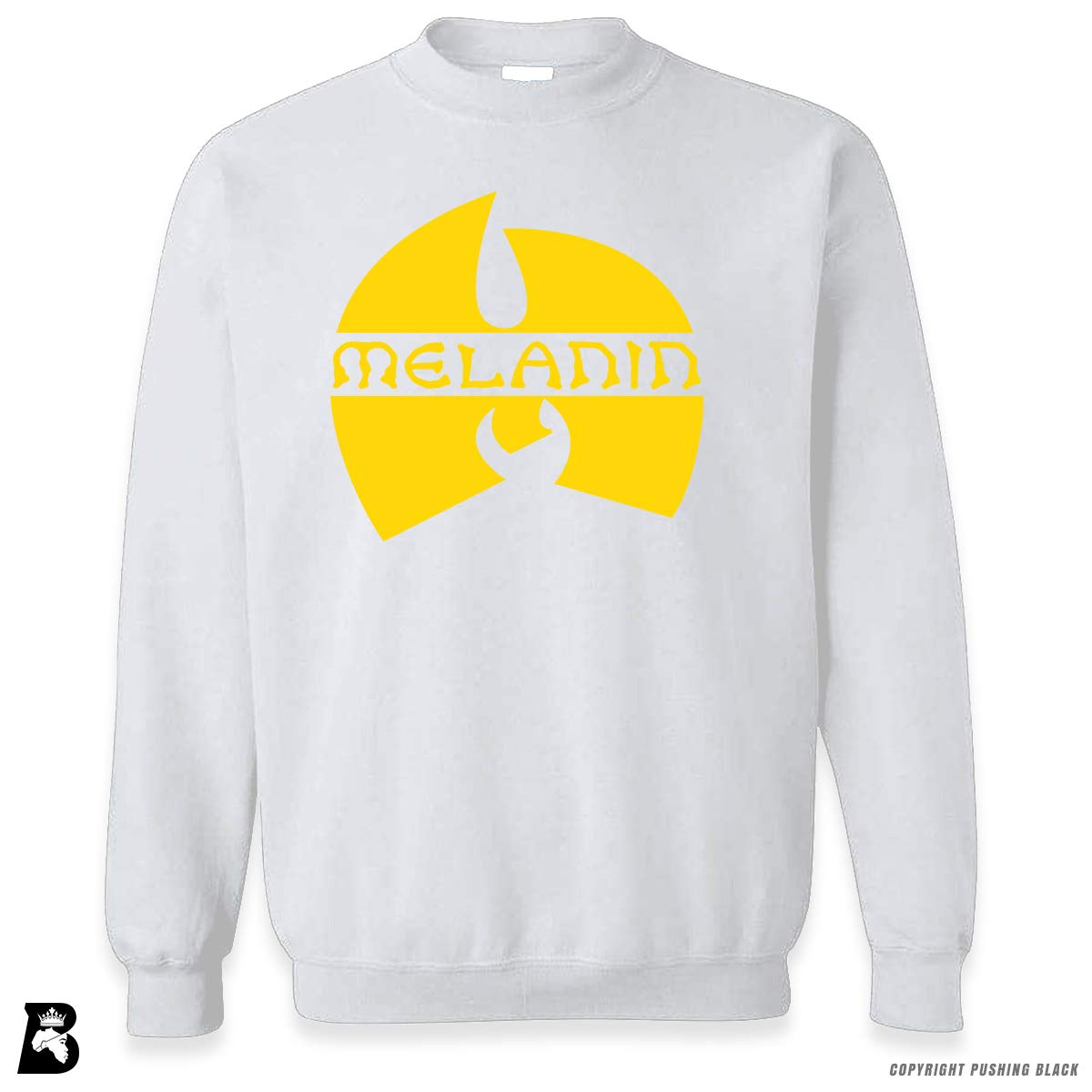Melanin Premium Unisex Sweatshirt