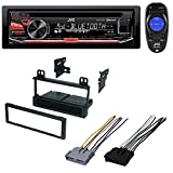 CAR Radio Stereo CD Player Dash Install MOUNTING KIT Harness for Mercury Ford Lincoln